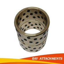Hole type Excavator steel bucket bushing and pins manufacturer