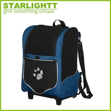 Best design popular pet travel bag petcarrier lovable dog carrier outside bag for dog carrier bag