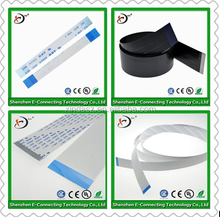 Machine commonly used screen wire screen FFC cable Universal Dual 8 touch screen line bifacial points