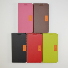 OEM&ODM Cheap PU Leather Mobile Phone Flip Covers for iPhone 6 Phone Case