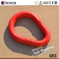 alloy steel s-341 weldless sling links