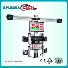 wheel alignment tester,lawrence 3d wheel alignment