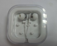Good Quality China in ear earphone factory price promotion earphone