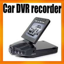 "Car Camera DVR black box h198 6 IR LED Night Vision With 2.5"" LCD Screen 6LED IR 720P 120 Degree Angle"