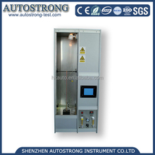 Laboratory use IEC60695 Single wire tester cable burning test machine