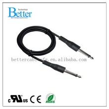 Bottom price best selling usa ali express rca 3 pin audio cable