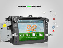 8 inch Economical price Android Auto Radio Touch Screen 2 Din Car DVD Players GPS