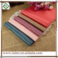 New design 75D*100D 100% polyester satin fabric