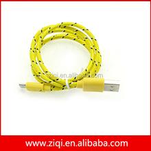 micro usb cable nylon,nylon braided micro usb cable, nylon micro usb to 3.5mm audio cable