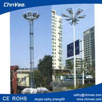 JIAXING waterproof solar lights for streetGarden high pole lamp Solar LED Street High Mast Lighting