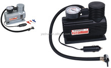 mini air compressor 12v dc for bicycle, car and any balls