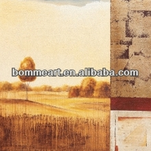 High quality simple abstract painting wall art