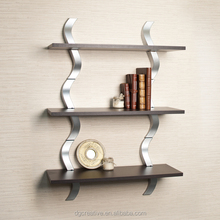 Waves 3 Level Shelving System and shelve