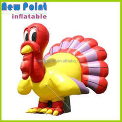 interesting inflatable Turkey cartoon for sale