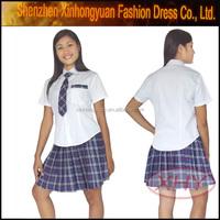 Adult sexy costume sex school girl uniform