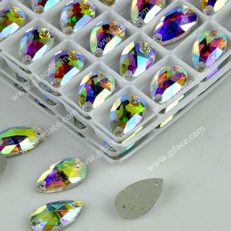 crystal AB tear drop sew on stones.jpg