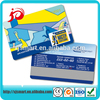 full color pvc contact ic card contact payment contact smart card