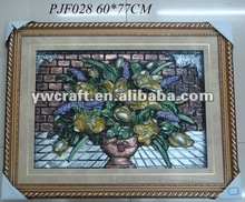 Christian Flower picture frame To Festial Decoration(New Design)