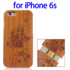 Hot sales Bamboo Wood protective case for iPhone 6s