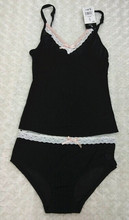 xxx sexy camisole dress images black camisole and panty set