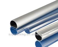 Popular die-cast aluminum reflector tube light led lamp body/housing/shade/shell/parts