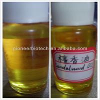 100% natural pure sandalwood oil