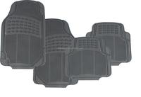 Y7001Black rubber car floor mats/2015 new design car mat