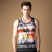 China factory wholesale polyester mesh dri fit runing sublimated singlet