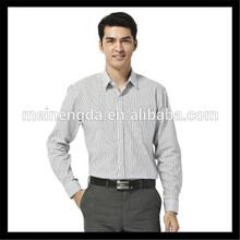 Diseño de marca de más de algodón egipcio productos de temporada de poliéster de la camisa