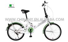 mini folding bicycle 16/ 20 inch steel frame portable cheap price folding bike for children or adult / Pocket folding bike