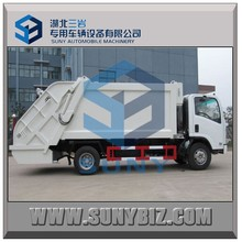 factory directly supplying new or used compactor garbage truck