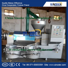 Supply soya sunflower oil extraction and refining plant cooking safflower seed oil production line Machinery-Sinoder Brand