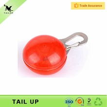 Dog Collar Light Mixed Colors LED PET Flashing Collar TAG Charm for Dog/cat Night Safety