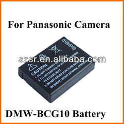 DMW-BCG10E for Panasonic rechargeable battery for digital camera