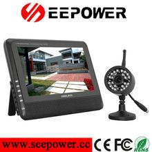 2015 hot digital wireless home surveillance DVR security system kit