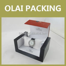attractive good looking glossy varnish watch pack wooden