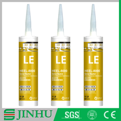 Top quality factory price waterproof sealant for plastic with high performance
