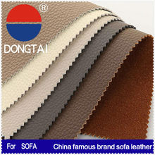DONGTAI TPE Pu synthetic leather