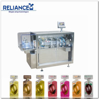 R-VF-A Mini type filling and sealing machine for plastic ampoule monodose