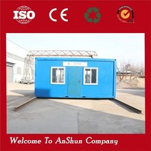 New style prefab camping economical frame house