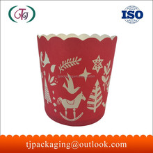 wholesale Grease-Proof Paper Material Cake Cup/Muffin Cup/mechanism cup cake