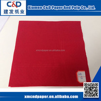 China Supplier Best Quality Color Pattern Paper Napkin