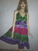 Casual tye & dye Dress