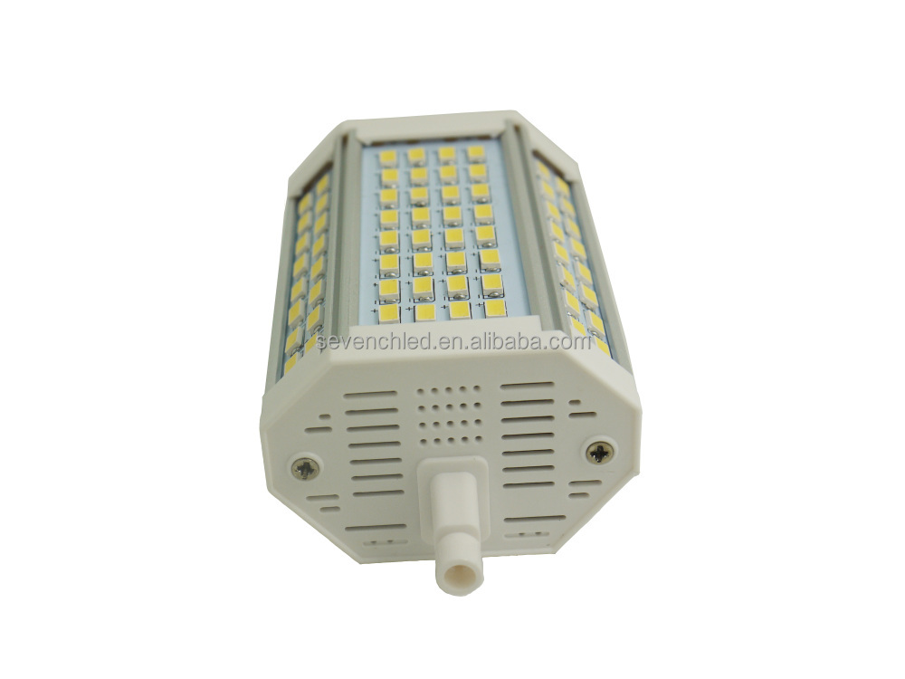 Portato r7s 138mm 30w 118mm 3000 3300lm r7s r7s portato for Alogena r7s led