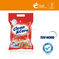 Different Types Detergent Washing Powder