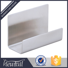 Counter business card holder display stand