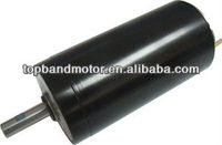 42v dc brushed motor coreless motor gear motor
