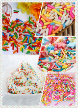 China high quality bead& pearl&jimmies&vermicelli&shape cake sprinkles wholesale