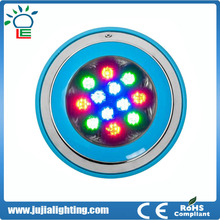 PAR56 rgb aluminum led pool light/underwater light with 3 years warranty