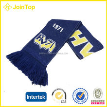 girls fashion plain color knitted neck warmer scarf